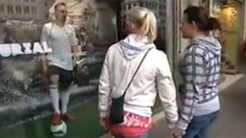 Ribéry da el susto