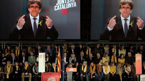 Puigdemont: Nos pegan y encarcelan,  por eso queremos un país diferente