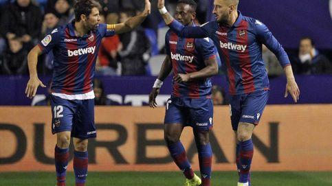 Levante - Eibar: horario y dónde ver en TV y 'online' La Liga