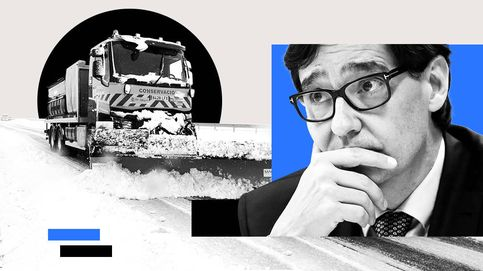 La catástrofe que ha dejado Filomena y el retraso electoral en Cataluña