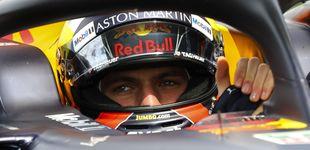 Post de GP China de Fórmula 1: Verstappen, víctima de su propio estilo, está atrapado