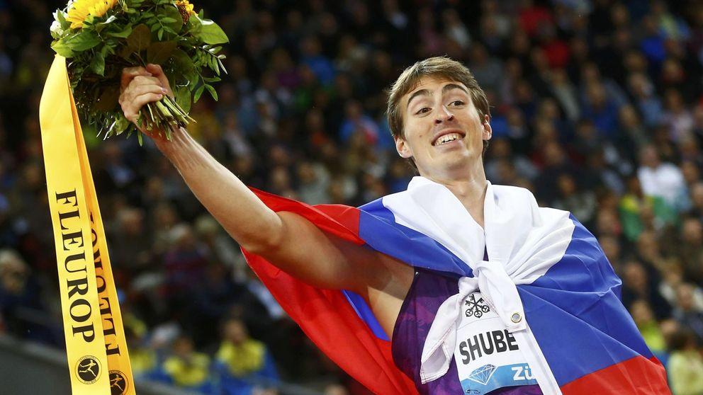 De Shubenkov a Isinbayeva: los rusos que no ganarán medalla en los Juegos