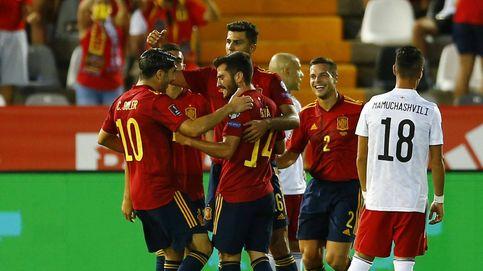 Así hemos narrado el España 4 - Georgia 0: la Selección encuentra mejores sensaciones en un partido tranquilo