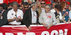 Foto: Los sindicatos desafían a Rajoy con decenas de miles de manifestantes en la calle