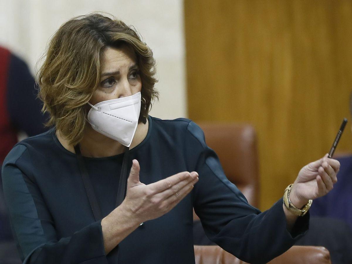 Foto: La líder de los socialistas andaluces, Susana Díaz. (EFE)