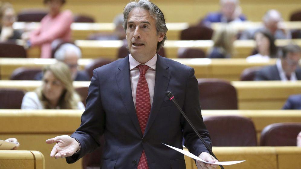 Foto: El exministro de Fomento, Íñigo de la Serna. (EFE)
