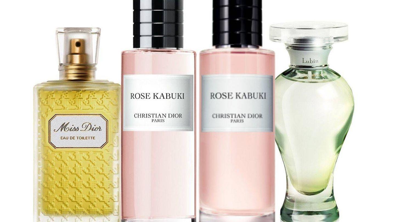 Loe perfumes preferidos de Carmen Lomana.
