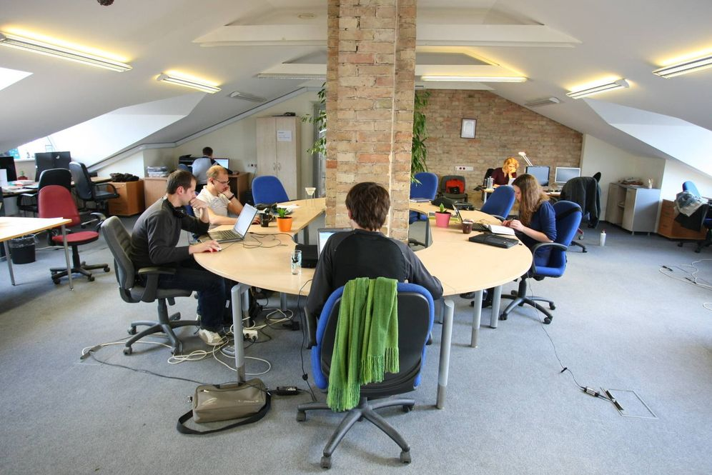 Foto: Diseñadores, 'freelances', emprendedores y otros autónomos tienen nuevas reglas del juego (Foto: Mindaugas Danys)