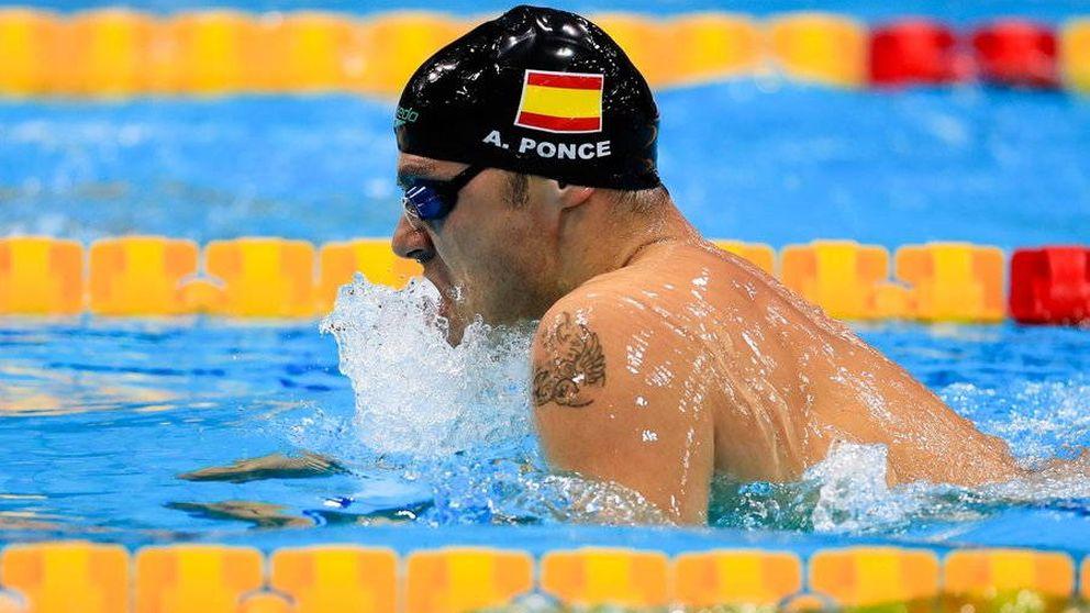 La lección del paralímpico español que abandonó la natación tras su primera vez