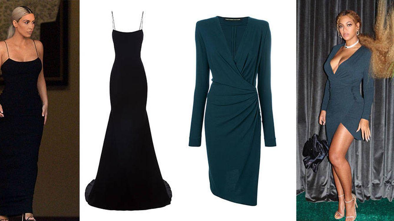 ¿Muslo o pechuga? Beyoncé y Kim, pelea de gatas fashion en la boda de Serena Williams
