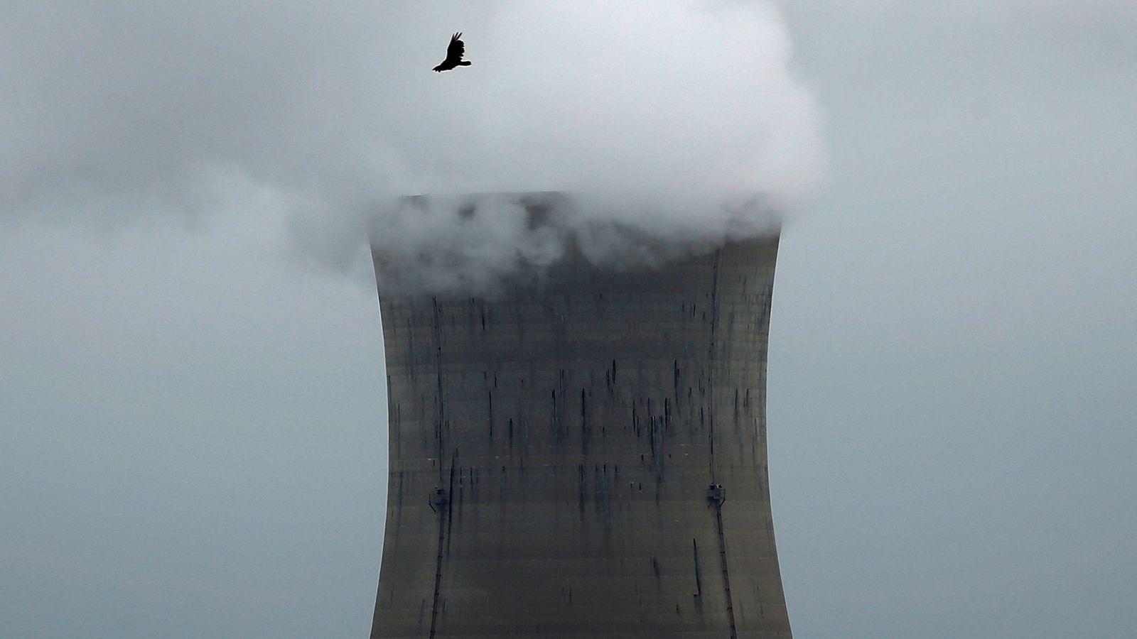 Foto: La planta nuclear de la Isla de las Tres Millas, en EEUU. (Reuters)