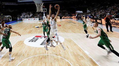 El Madrid se quita de encima al Zalgiris en su lucha por el 4º puesto de Euroliga