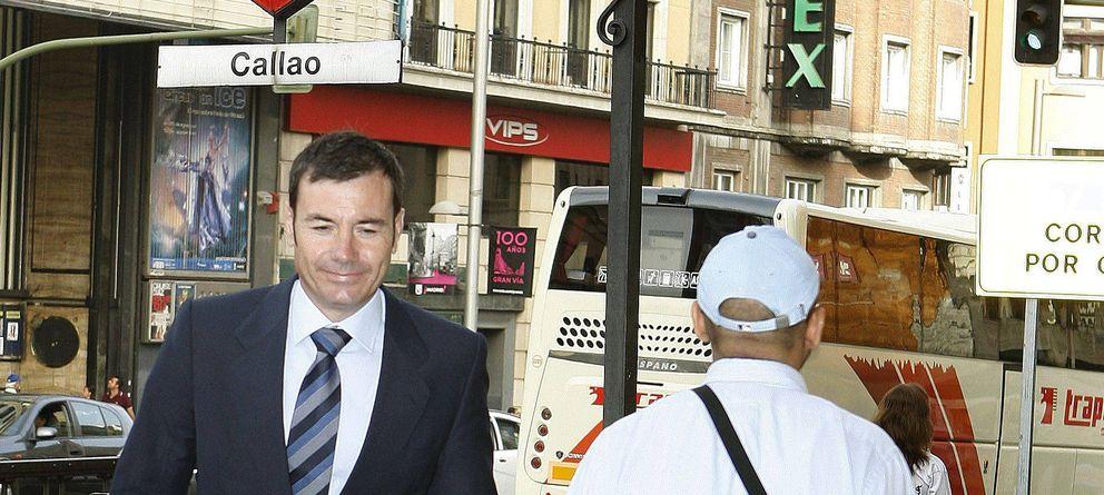 Foto: Tomás Gómez en Callao. (EFE).