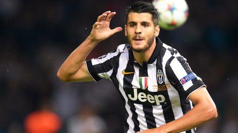 La Juventus pone precio a Álvaro Morata: 70 u 80 millones
