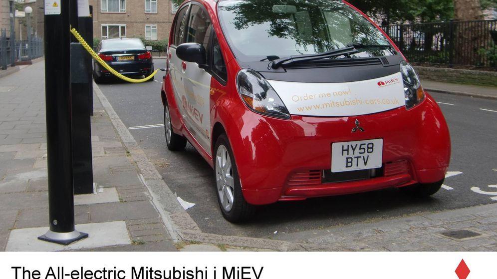 Foto: Con el coche eléctrico se dice que se hace mucho, pero se hace poco de momento.