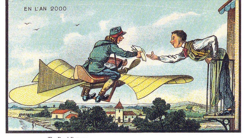 Cosas que en el siglo XIX pensaban que existirían en 2021 (y sí, se equivocaron)