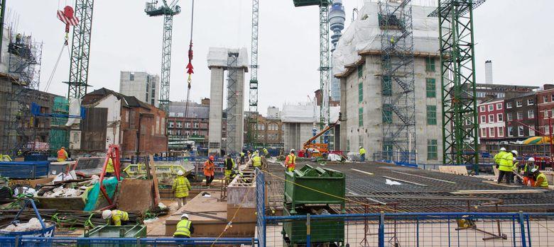 Foto: España, enganchada al ladrillo: una de cada cuatro nuevas empresas es de construcción