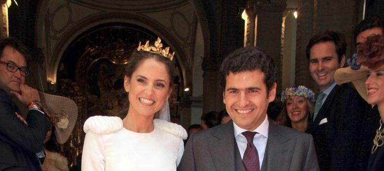 Foto: Boda de Juan Ignacio Zoido Alcázar y Arantxa Díaz Ordóñez