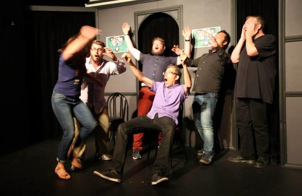 Foto: 'El show de los 7 días' en Los Ángeles (iOWest)