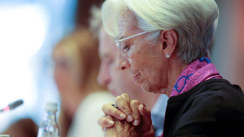 Christine Lagarde. (EFE)