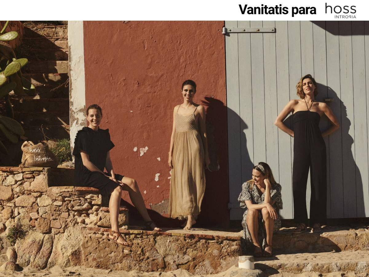 Foto:  Hoss Intropia vuelve para reflejar con más fuerza que nunca esa dualidad entre lo 'vintage' y lo contemporáneo, lo bohemio y lo sofisticado. (Cortesía)