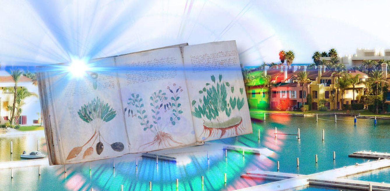 Por qué se vende en Sotogrande el Códice Voynich, el libro más misterioso del mundo