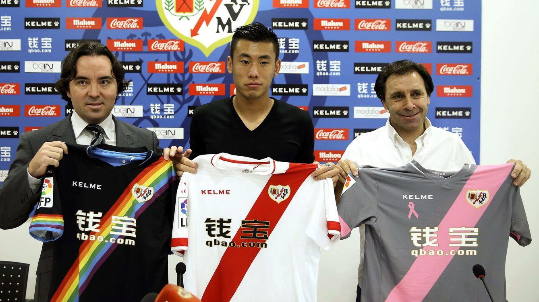 China se cuela con fuerza en el fútbol europeo con sus inversiones 'low cost'