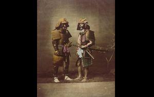 Los últimos samuráis, en imágenes