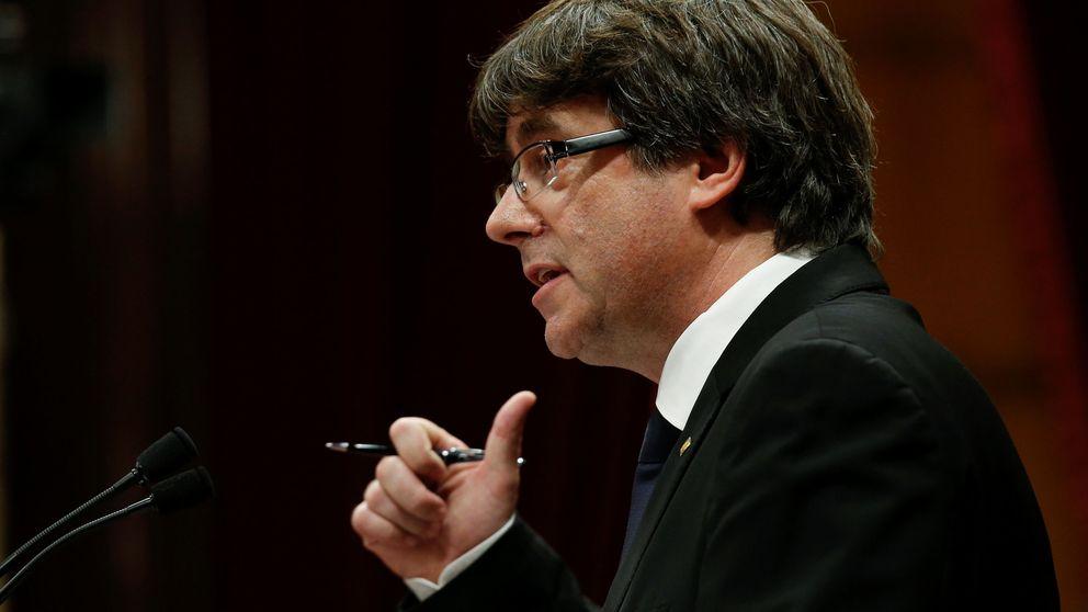 Arran acusa a Puigdemont de traición inadmisible
