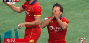 Post de España gana a los All Blacks por pimera vez: así fue el histórico ensayo a Nueva Zelanda