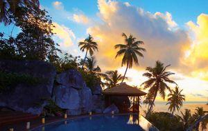 De Tanzania a Seychelles: lujosa luna de miel para María Colonques