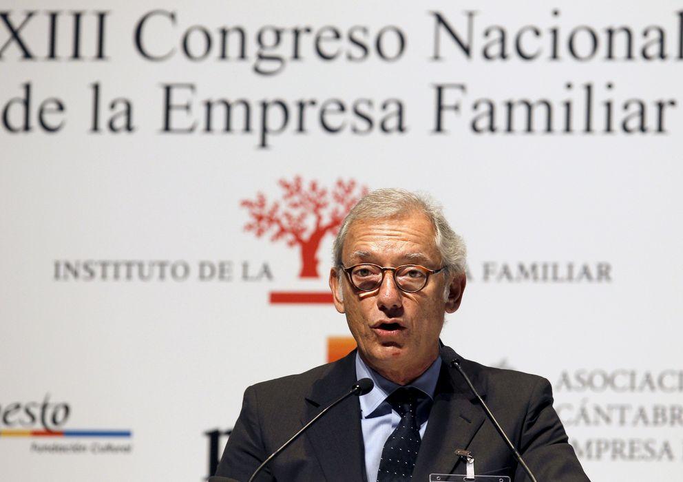 Foto: El presidente de Mango, Isak Andic (EFE)