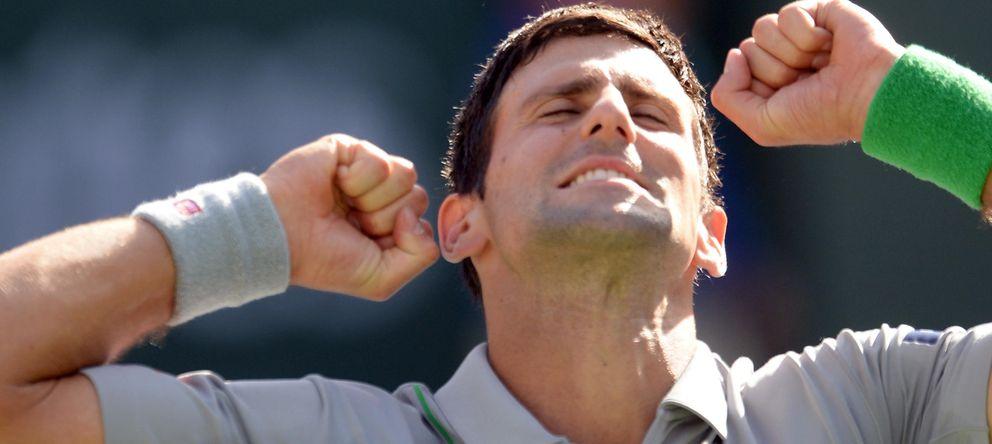 Así vivimos en directo la final de Indian Wells entre Roger Federer y Djokovic