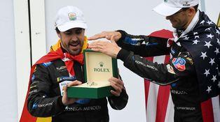 A mí el pelotón, que los arrollo: Fernando Alonso, camino de la leyenda en las carreras