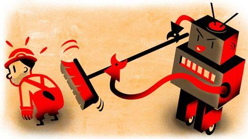 Robots que cotizan y pagan multas: Europa esboza leyes para las máquinas