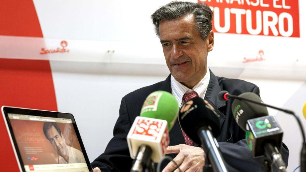 Foto: El exministro de Justicia Juan Fernando López Aguilar. (EFE)
