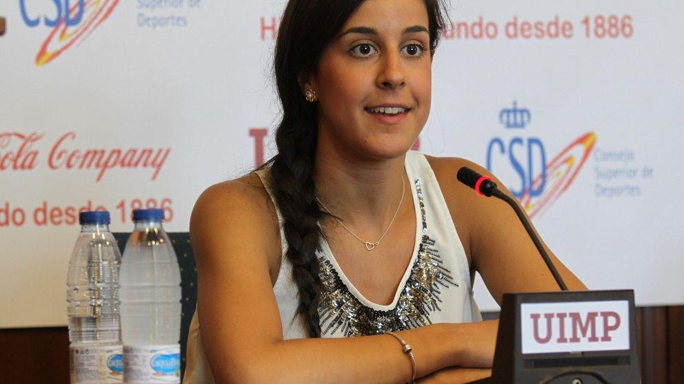 Marín: Me sentí como una porquería, preferiría no haber ganado el oro
