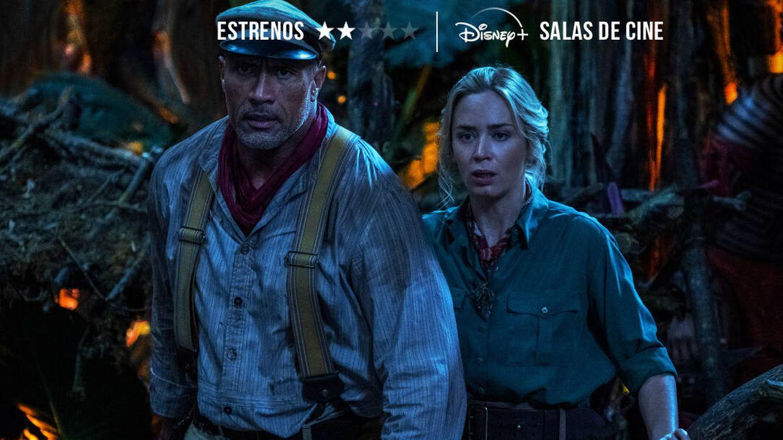 'Jungle Cruise': The Rock, contra los conquistadores españoles