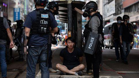 Al menos 15 detenidos en Hong Kong por la ley que criminaliza los insultos al himno chino