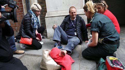 Guardaespaldas para la reportera de la BBC a la que odian los seguidores 'ultras' de Corbyn