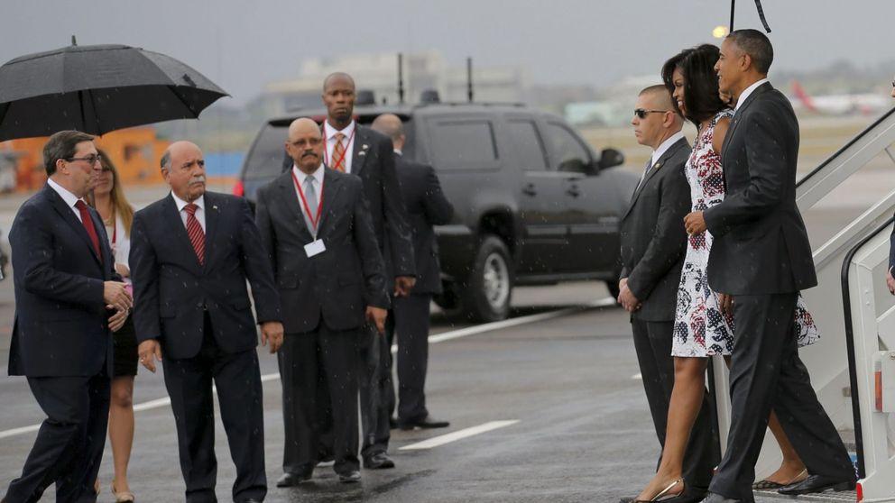 Obama, el bienaventurado, en La Habana