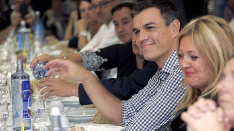 La comida más humilde de Pedro Sánchez en La Moncloa