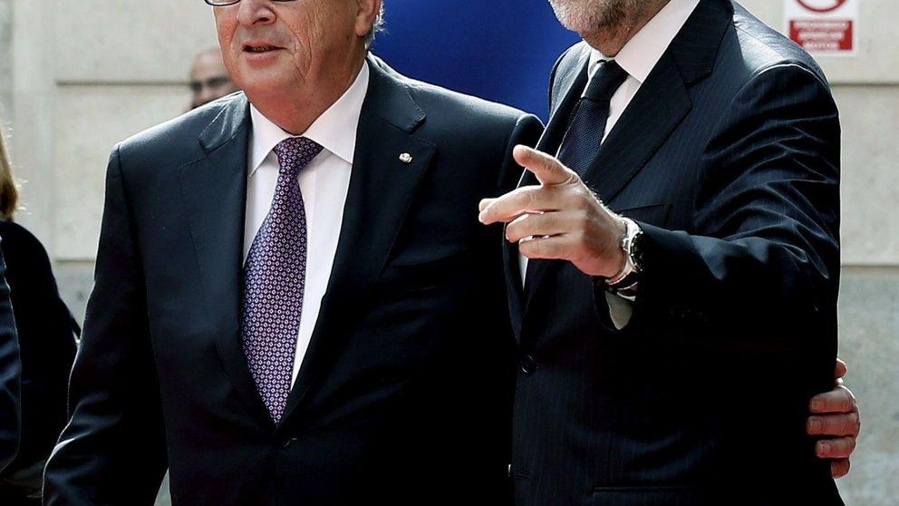 Jean Claude Juncker recibe el Premio Nueva Economía Fórum