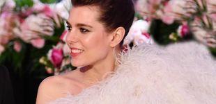 Post de Cinco pistas sobre el vestido de novia de Carlota Casiraghi