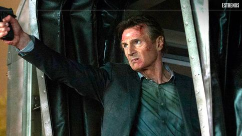 'El pasajero': Liam Neeson, el héroe no quiere jubilarse