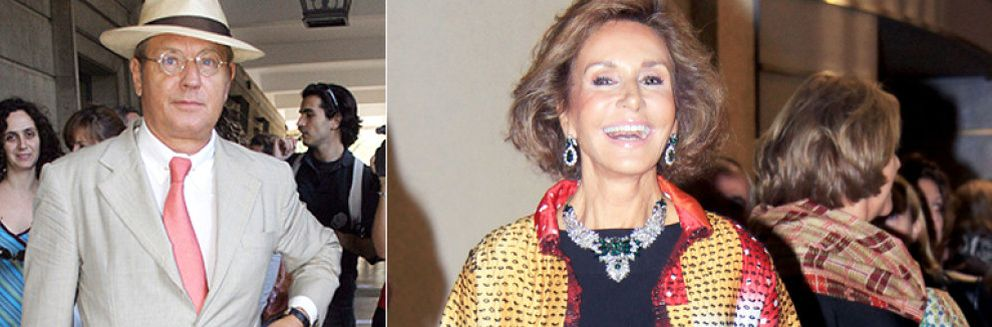 """Foto: Naty Abascal demandará a Javier Saavedra por """"apropiación indebida y deslealtad profesional"""""""