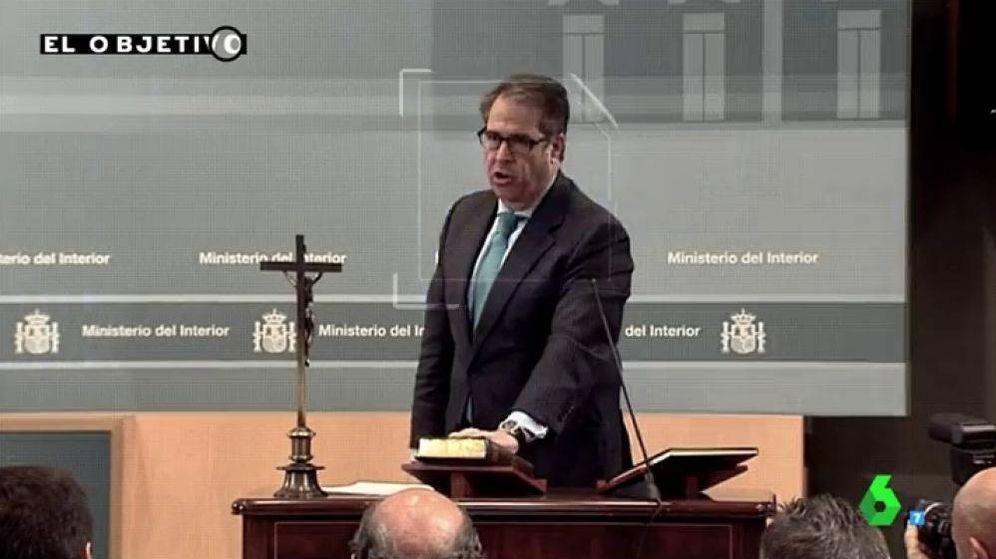 Foto: Gregorio Serrano, director general de Tráfico. (EFE)
