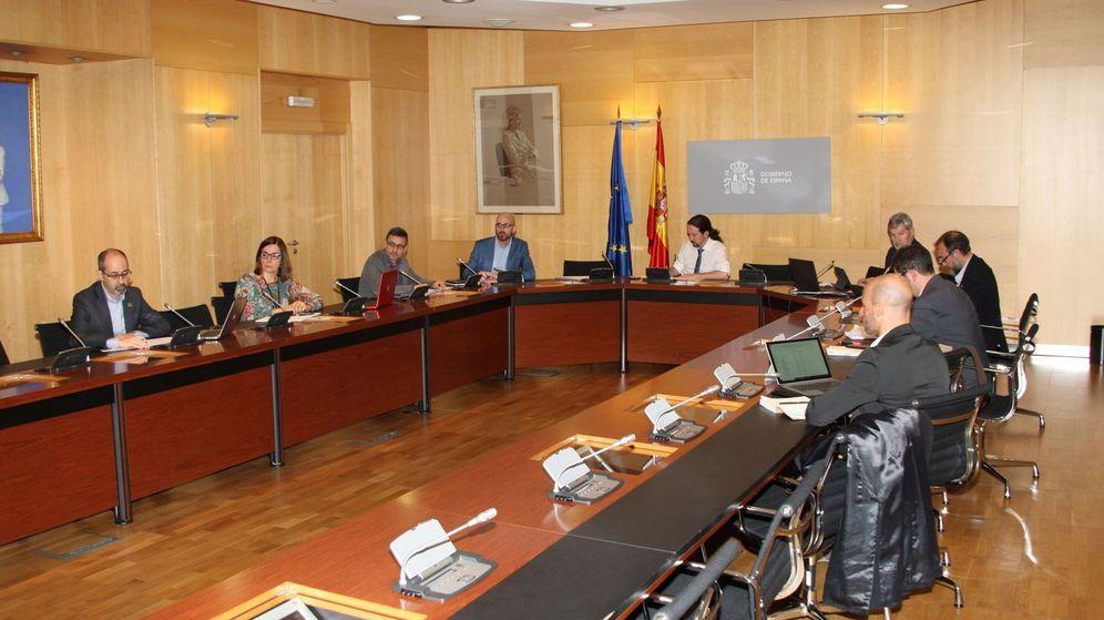 Foto: Consejo interterritorial de servicios sociales y atención a la dependencia con las comunidades autónomas y diputaciones.