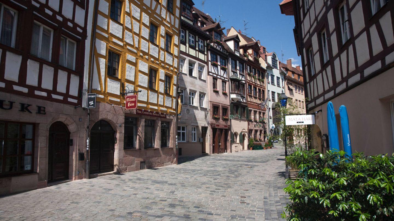 Por las calles (medievales) de Núremberg. (Foto: ©Birgit Fuder)
