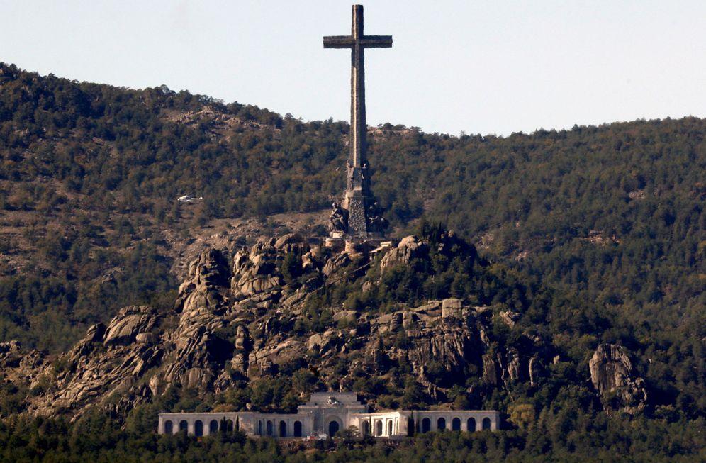 Foto: El arquitecto Diego Méndez describió todo el proyecto del Valle de los Caídos en un libro publicado en 1982. (Reuters)